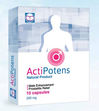 ActiPotens - forum - comentários - opiniões