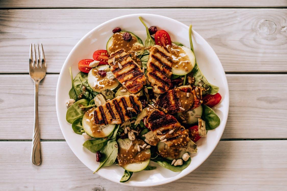 Dieta estratégia como o panorama para o galpão de você