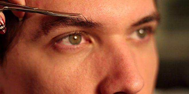 Políticas para excelente sobrancelhas para caras