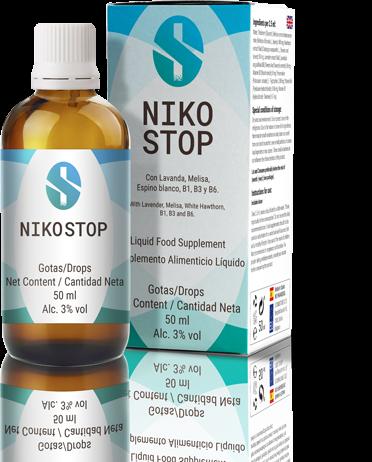 Nikostop Antistress - onde comprar - farmacia - funciona - preço - opiniões - em Portugal