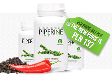 Piperine Forte - celeiro - farmacia
