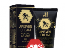 Apisven Cream - funciona - comentários - em Portugal - celeiro - ingredientes - onde comprar