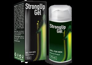 StrongUp Gel - opiniões - funciona - preço - onde comprar - em Portugal - farmacia