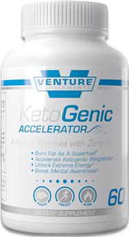 KetoGenic Accelerator - preço