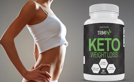 Trim PX Keto - ingredientes - funciona - como tomar