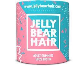 Jelly Bear Hair - funciona - preço - opiniões - em Portugal - farmacia - onde comprar