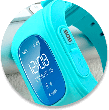 Kids Smartwatch GPS - funciona