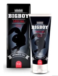 Bigboy Gel - comentários - opiniões - forum