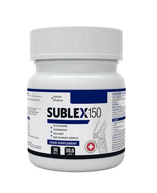 Sublex 150 - preço - onde comprar - opiniões - em Portugal - farmacia - funciona